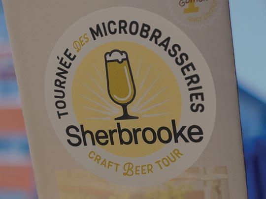 Tournée microbrasseries Sherbrooke