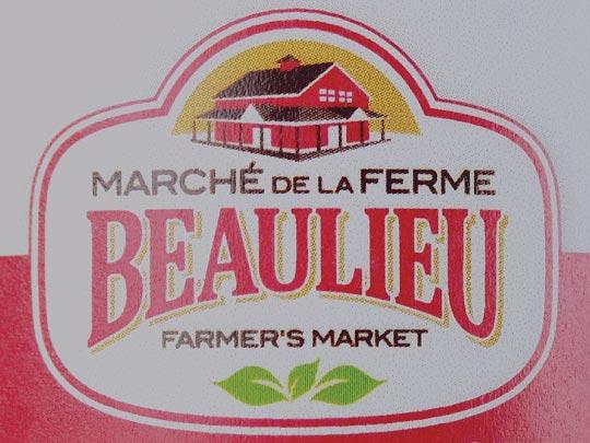 Marché de la ferme Beaulieu